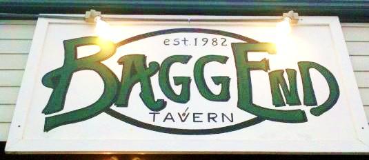 Bagg End Logo